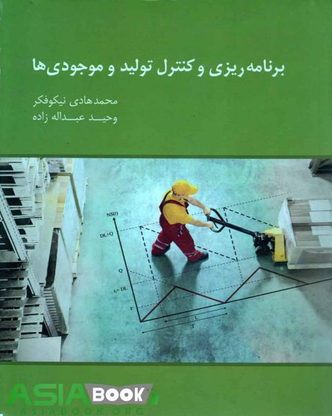 برنامه ریزی و کنترل تولید و موجودی ها محمدهادی نیکوفکر
