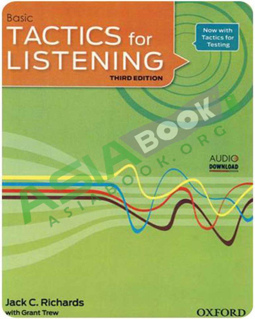 کتاب Tactics For Listening Basic