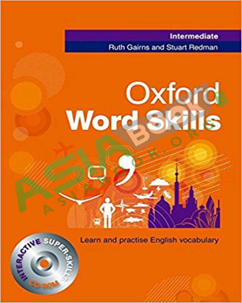 کتاب Oxford Word Skills Intermediate